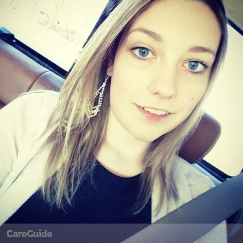 Canadian Nanny Provider Danielle Dickson's Profile Picture