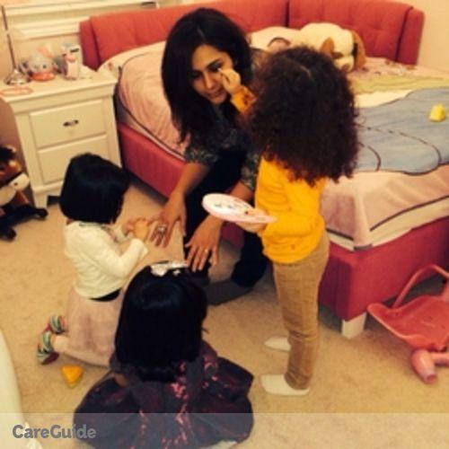 Canadian Nanny Provider Fadya Al-Zubaidi's Profile Picture