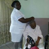 Private home/ nursing home taking care of a elderly person