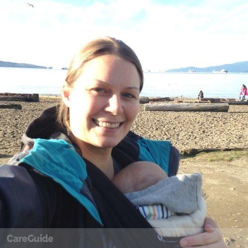 Canadian Nanny Provider Kara C's Profile Picture