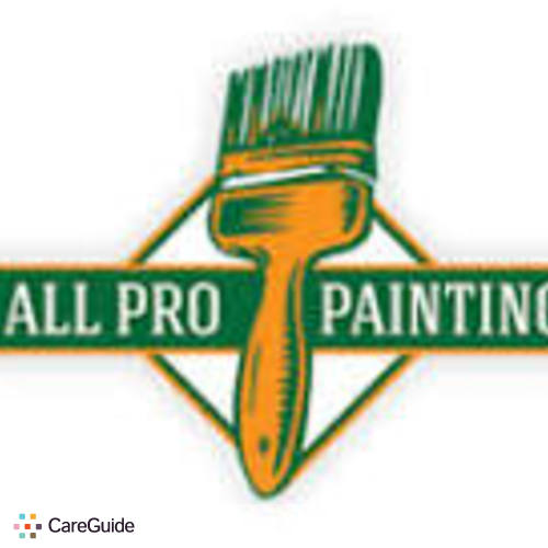 Painter Provider Frank M's Profile Picture