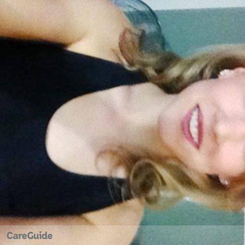 Canadian Nanny Provider Nicole Evoy's Profile Picture