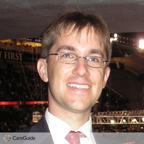 Writer Provider Michael Vanderhoek's Profile Picture