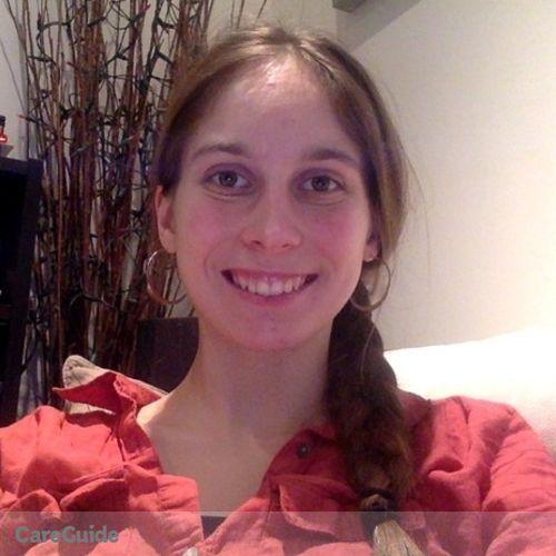 Canadian Nanny Provider Ailish D's Profile Picture