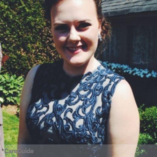 Canadian Nanny Provider Jessa Davies's Profile Picture