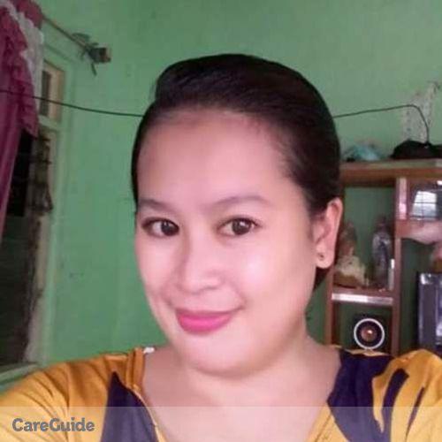 Canadian Nanny Provider Vanessa Ordonia's Profile Picture