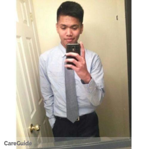 Canadian Nanny Provider Matthew M's Profile Picture