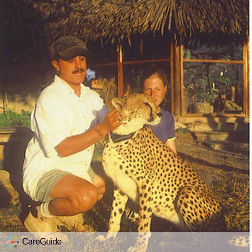 Pet Care Provider Derek Demane's Profile Picture