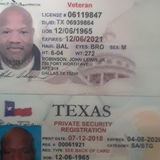 I an a Veteran, Licensed Level 4. Has had my own House cleaning business (30yrs) and well Qualified in Security! (P.P.O)