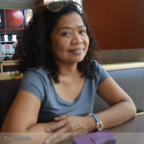 Canadian Nanny Provider Evangeline Enriquez's Profile Picture
