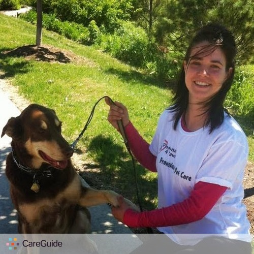 Pet Care Provider Marina Senzen's Profile Picture