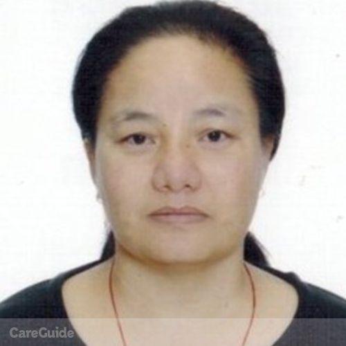 Canadian Nanny Provider Dolker Tsetso's Profile Picture