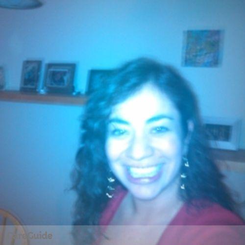 Canadian Nanny Provider Claudia Risso's Profile Picture