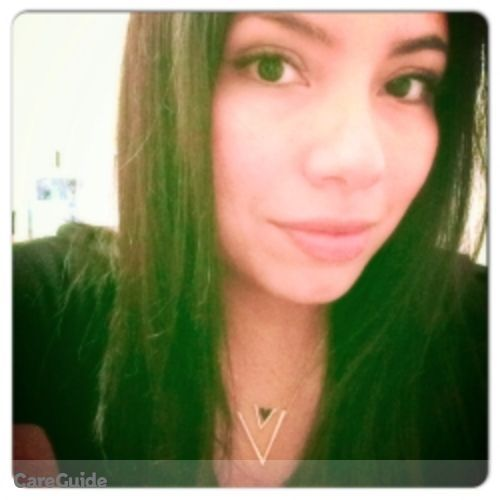 Canadian Nanny Provider Vanessa Hijar's Profile Picture