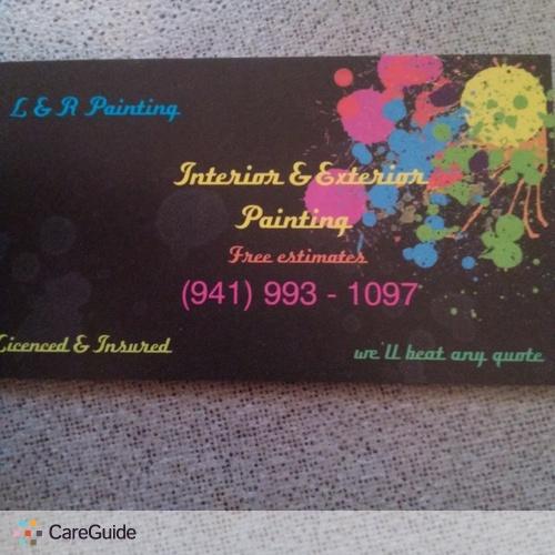 Painter Provider Kristie Paradis's Profile Picture