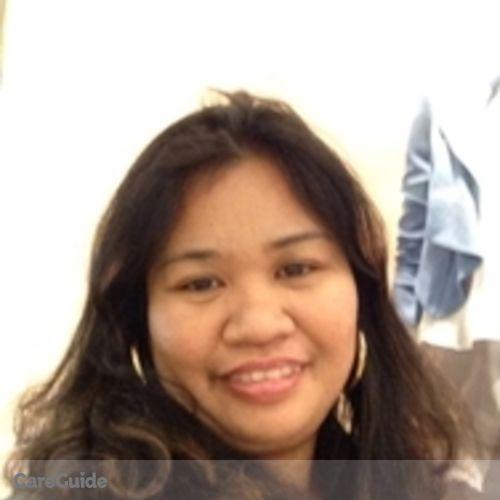 Canadian Nanny Provider Mae Alibango's Profile Picture