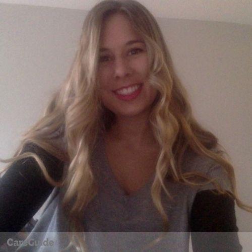 Canadian Nanny Provider Valerie Morin's Profile Picture
