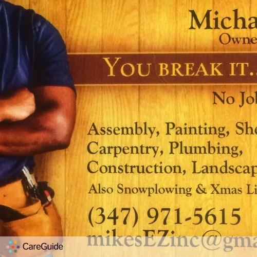 Handyman Provider Michael Babb's Profile Picture