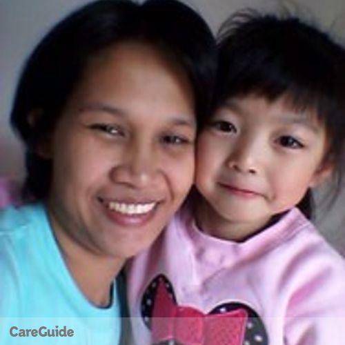 Canadian Nanny Provider Princess Juvy Tolentino's Profile Picture