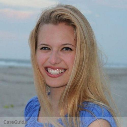 Pet Care Provider Alexandra Johnson's Profile Picture