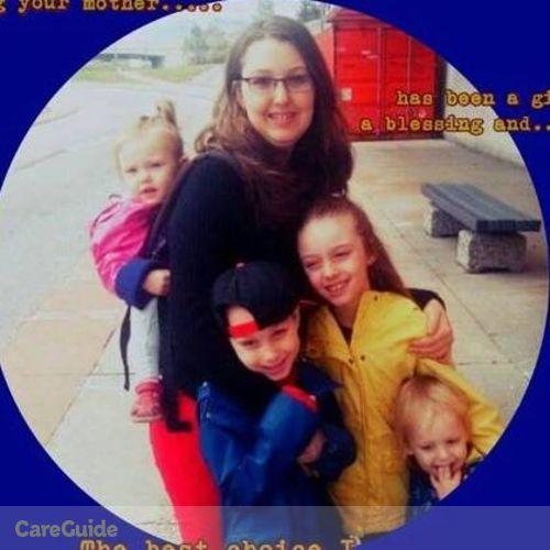 Canadian Nanny Provider Carol-Lynn W's Profile Picture