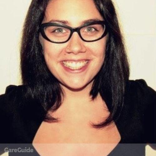 Canadian Nanny Provider Emma Konrad's Profile Picture