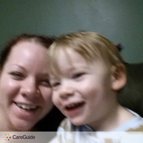 Child Care Provider Tori Smallwood's Profile Picture