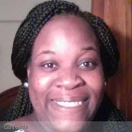 Housekeeper Provider Shanice Walker's Profile Picture