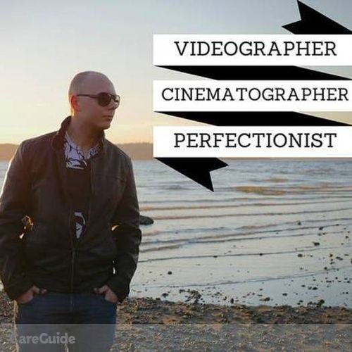 Videographer Provider David P's Profile Picture
