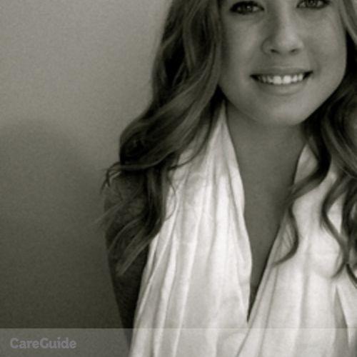Canadian Nanny Provider Sydney's Profile Picture