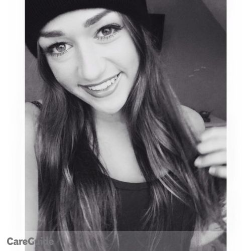 Canadian Nanny Provider Allie Scarna's Profile Picture