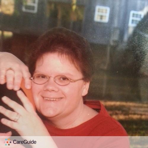 Child Care Provider Melissa Adamson's Profile Picture