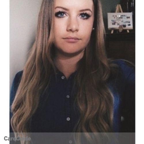 Canadian Nanny Provider Chanelle Bohemier's Profile Picture