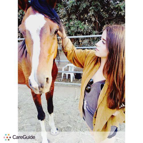 Pet Care Provider Andrea Rebecca Mejia's Profile Picture