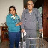 A professional caregiver with 10 years experience