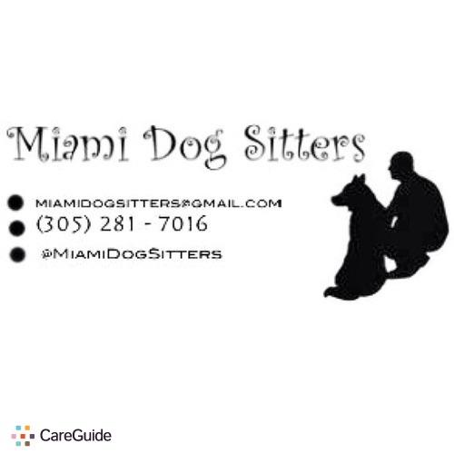 Pet Care Provider Miami DogSitters's Profile Picture