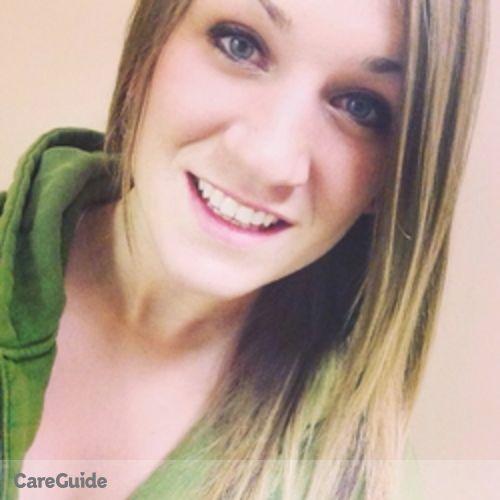 Canadian Nanny Provider Justine Williamson's Profile Picture