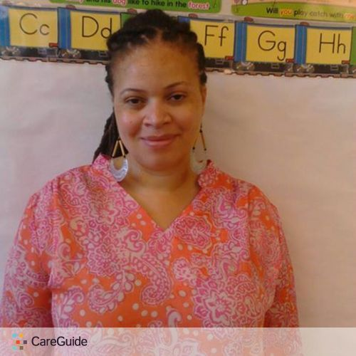 Child Care Provider Michelle Graham's Profile Picture