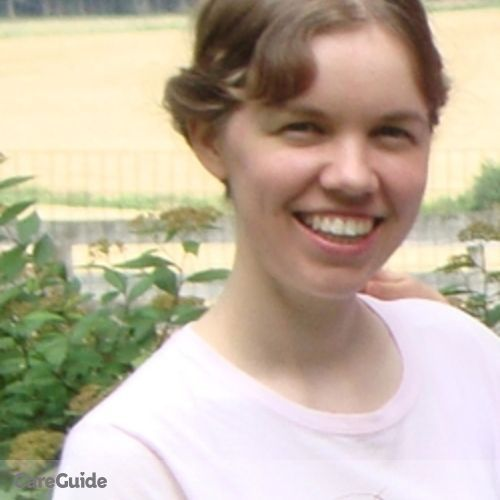 Canadian Nanny Provider Angela A's Profile Picture