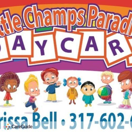 Child Care Provider Morrissa Bell's Profile Picture