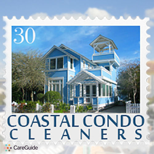 Housekeeper Provider Coastal Condo Cleaners's Profile Picture