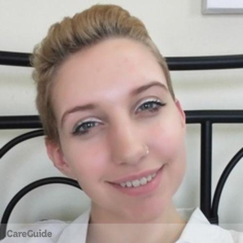 Canadian Nanny Provider Evangeline Sullivan's Profile Picture