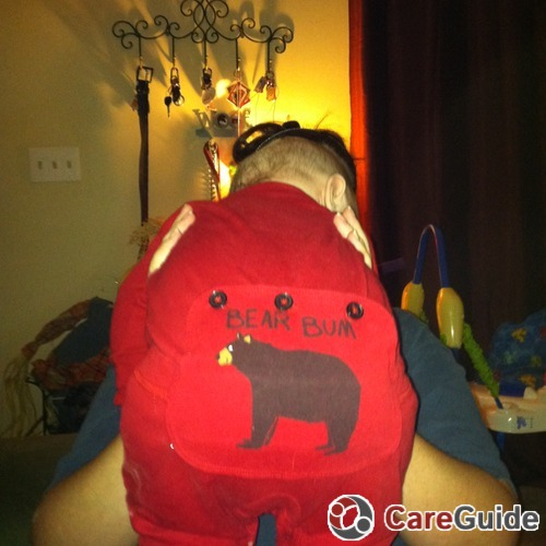 Child Care Job Amanda N's Profile Picture