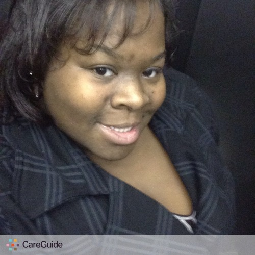 Child Care Provider Jasmine Gray's Profile Picture