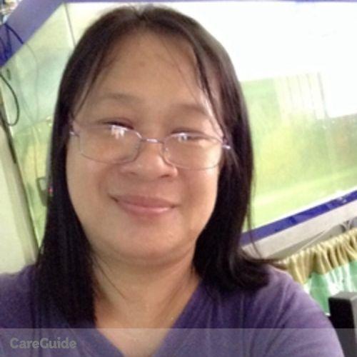 Canadian Nanny Provider Fe Fajota's Profile Picture