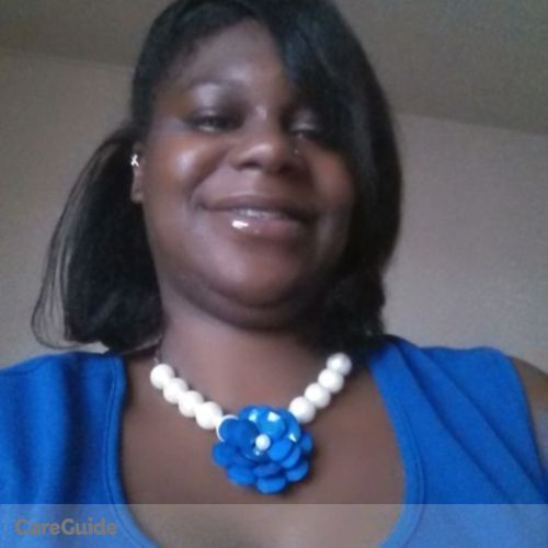 Child Care Provider Porchia Jasmin's Profile Picture