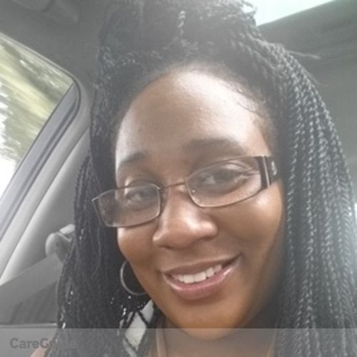 Child Care Provider Myisha Wells's Profile Picture