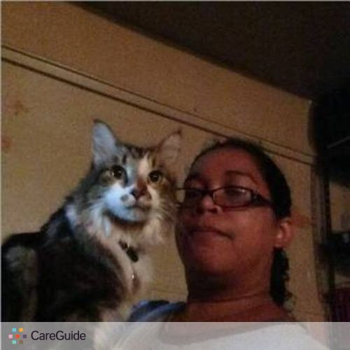 Pet Care Provider Ericka Ray's Profile Picture