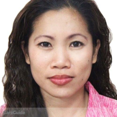 Canadian Nanny Provider Prencis B's Profile Picture