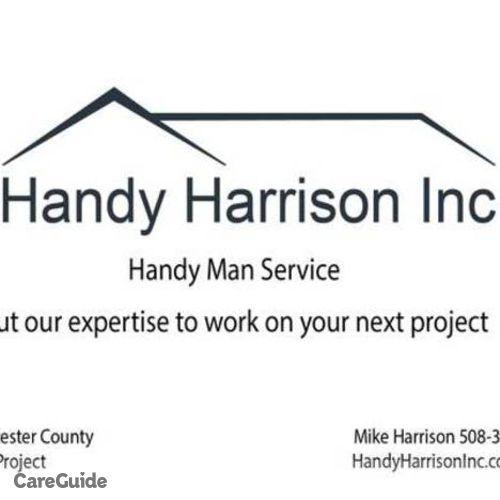Handyman Provider Michael Harrison's Profile Picture